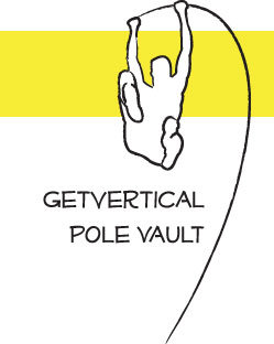 GetVertical Pole Vault Logo